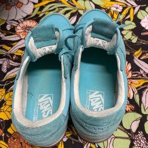 Vans rubber shoes